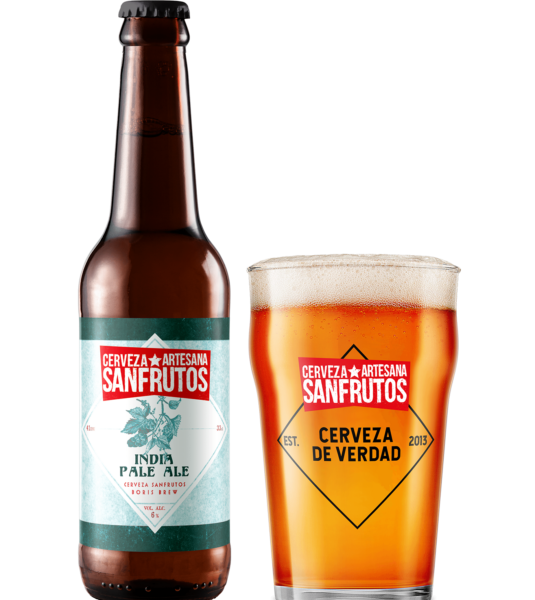 SanFrutos India Pale Ale